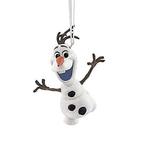 Hallmark Disney Frozen Olaf Christmas Ornament