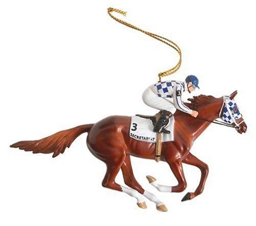 Breyer Horses Secretariat Ornament