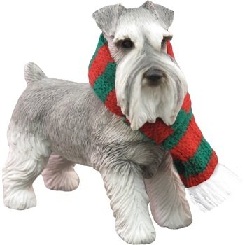 Ornament Schnauzer, UC, Gray