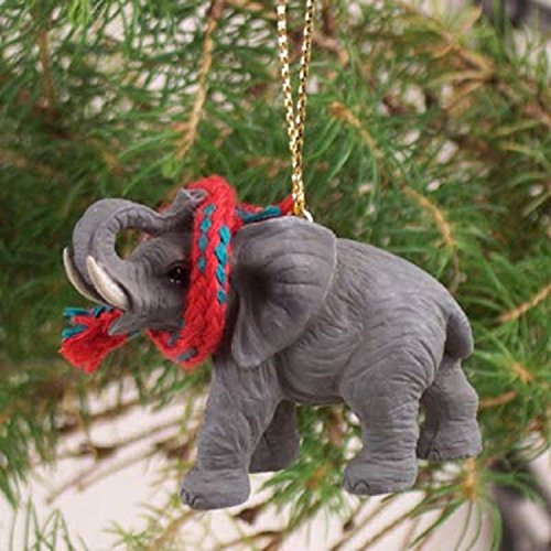 Conversation Concepts Elephant Original Ornament
