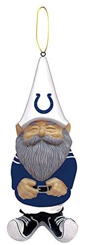 Gnome Ornament, Indianapolis Colts