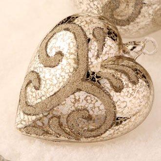Filigree Heart Ornament
