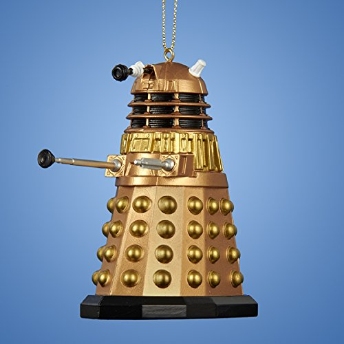 Doctor WhoTM Bronze Dalek Ornament