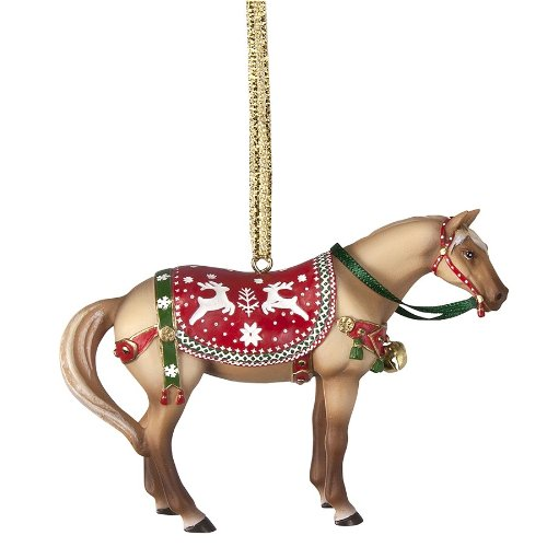 Trail of Painted Ponies Mr. Winter Ornament | 2012