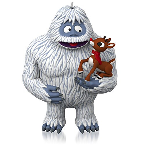 Hallmark Keepsake Ornament Rudolph The Red-Nosed Reindeer and The Abominable Snow Monster of The North Misfit Friends