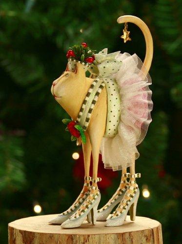 Krinkles Buffy Cat Ornament