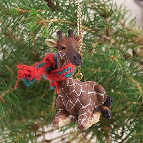 Conversation Concepts Giraffe Original Ornament