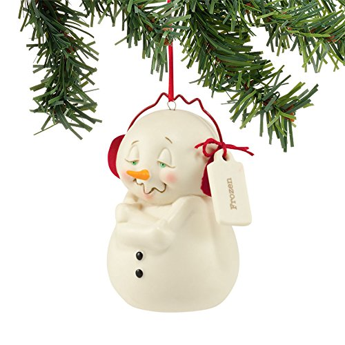 Department 56 Snowpinions Frozen Ornament