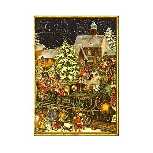 Alexander Taron Importer 31440 Christian Ulbricht Ornament Angel choirist on Comet