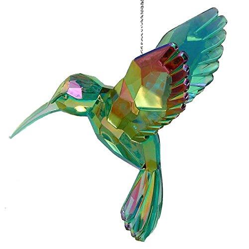 Acrylic Hummingbird Ornament Green T1509-B Kurt Adler