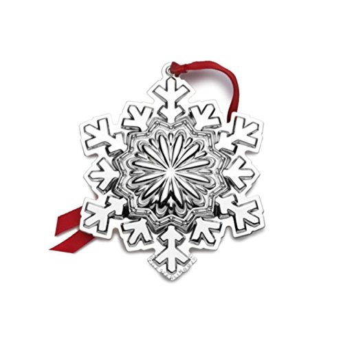 Wallace 1st Edition Snowflake Ornament