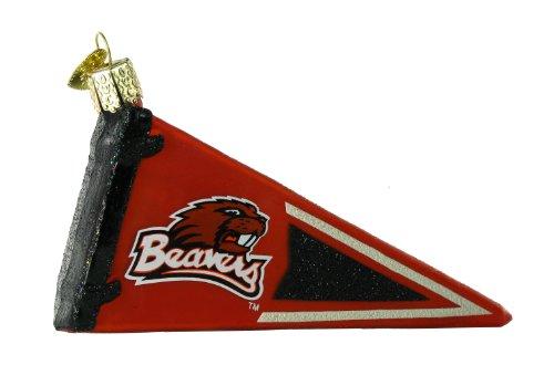 Oregon State Football Pennant Ornament