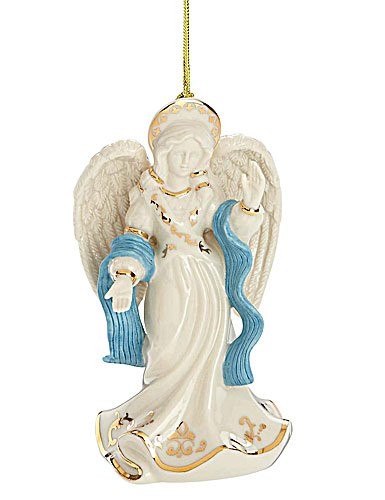 Lenox First Blessing Angel Ornament