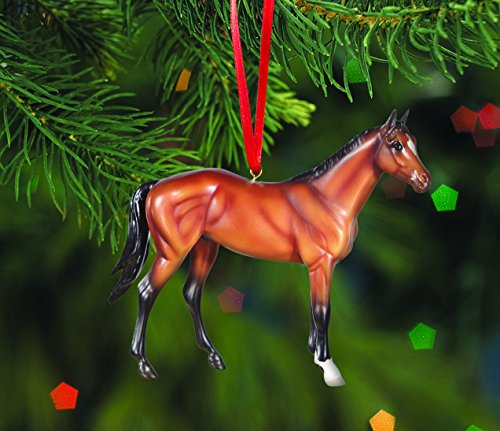 Breyer Beautiful Breeds Ornament Thoroughbred Doll