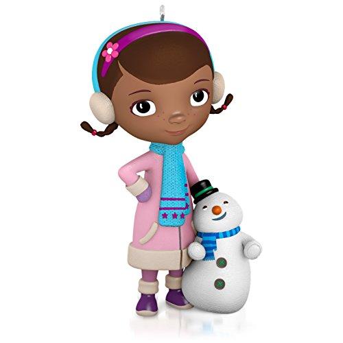 Hallmark Keepsake Ornament Disney Doc McStuffins and Chilly