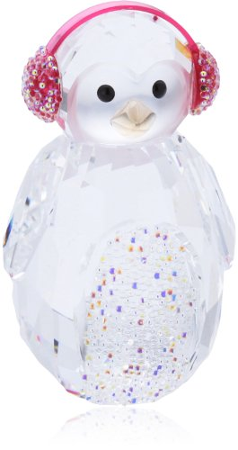 Swarovski Rocking Penguin Figurine