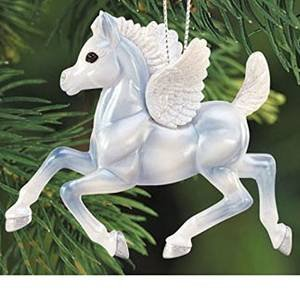 Breyer® Angel Fillies Holiday 2014 Blue