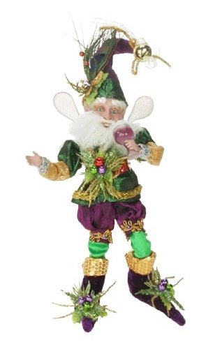 Mark Roberts Collectible Fairy of Merriment – Small 12″ #51-36710