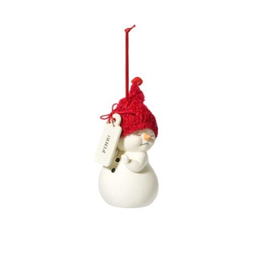 Department 56 Snowpinions Fine Snowman Ornament