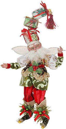 Mark Roberts Night Before Christmas Fairy Sm 9″ 2013