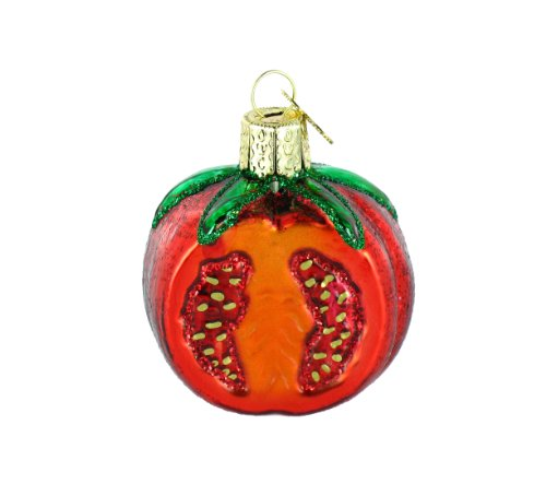 Old World Christmas Garden Tomato Ornament