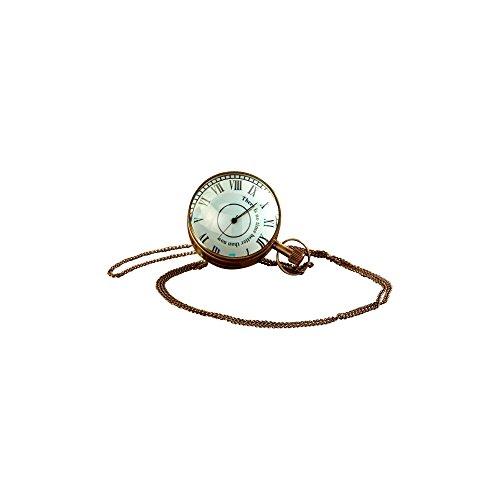 Sage & Co. EAN16441 Antique Orb Clock, 2-Inch