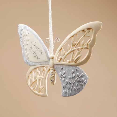 Foundations Season of Hope Butterfly Ornament