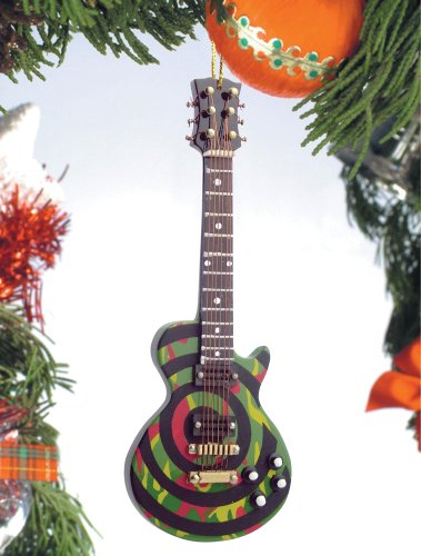 Music Treasures Co. Les Paul Electric Guitar Christmas Ornament