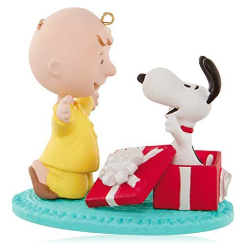 Hallmark Keepsake Ornament Peanuts A Snoopy for Christmas