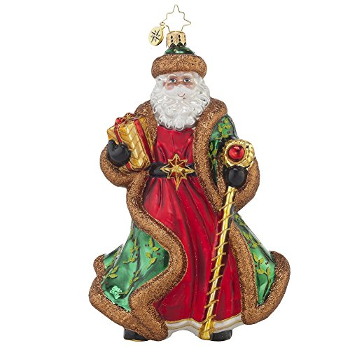 Christopher Radko Leafy Laurel Nicholas Limited Edition Christmas Ornament