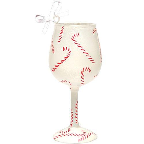 Lolita Peppermint Mini Wine Ornament Retired – Beverage Vino Bar ORN5-5575R