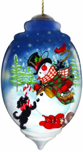 Ne'Qwa There's Snow One Like You Ornament