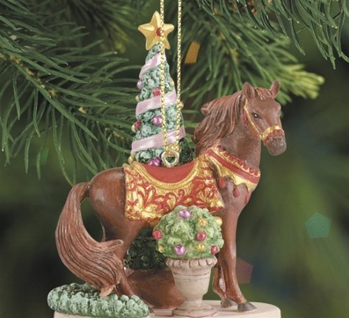 Breyer 2009 Arabian Jewel Christmas Keepsake Ornament