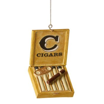 Box of Cigars Ornament