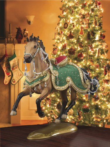 Breyer Jewel 2010 Holiday Horse – 14th in Series
