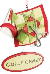 Crafters Ornament – Quilting