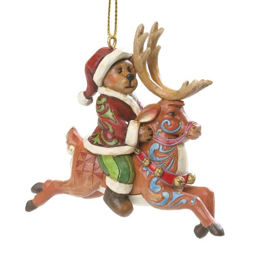 Kristopher Kringleclaus with Buckley Ornament