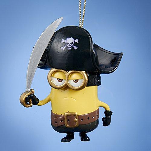 Kurt Adler Despicable MeTM Pirate Minion Ornament