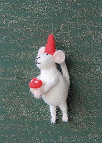 Felt Wool Mouse