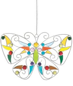 Large Butterfly Ornament by Ganz – EL5700