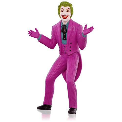 Batman Classic TV Series – The Joker Ornament 2015 Hallmark
