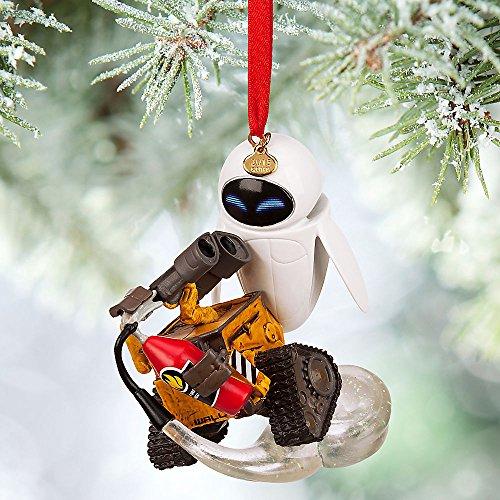 Disney WALL-E and EVE Sketchbook Ornament (1 Piece)