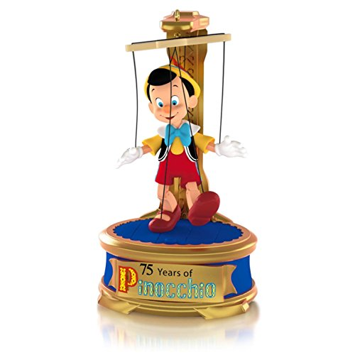 Disney Pinocchio – When You Wish Upon A Star Ornament 2015 Hallmark