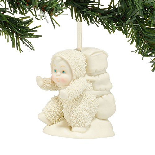 Department 56 Snowbaby 4045819 Over-Packed Ornament New 2015