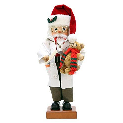 Ulbricht Doctor Santa Claus Nutcracker – Limited Edition