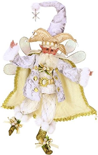 Mark Roberts Collectible White Christmas Fairy – Medium 19.5″ #51-53368