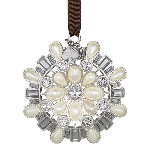 kate spade new york 2015 Bejeweled Christmas Ornament