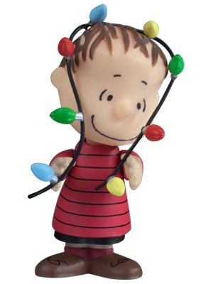 Linus Van PeltTM Holiday Clip On Hanging Ornament Peanuts Gang