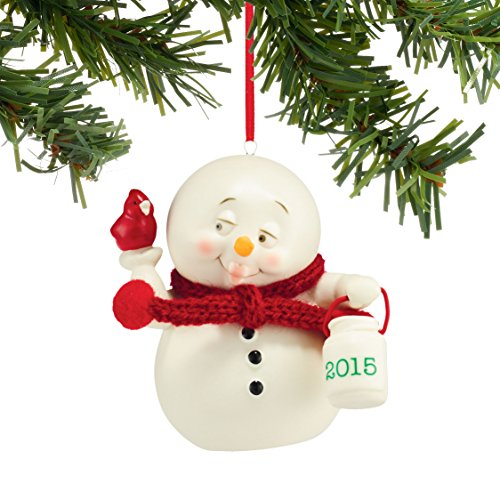 Department 56 Snowpinions for The Birds 2015 Ornament