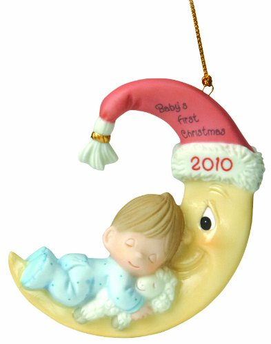Precious Moments Baby's First (boy) Ornament